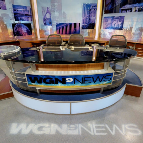 WGN TV News Studio 3